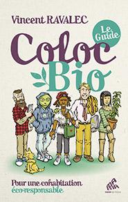 illustration de livre Coloc Bio - Le Guide