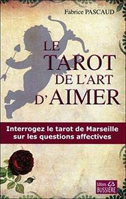 illustration de livre Le tarot de l'art d'aimer