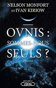 illustration de livre Ovnis : sommes-nous seuls ?