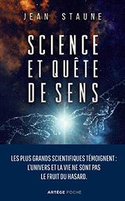 illustration de livre Science et quête de sens