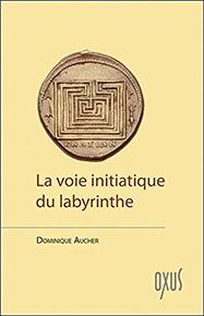 illustration de livre La voie initiatique du labyrinthe