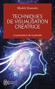 illustration de livre Techniques de visualisation créatrice