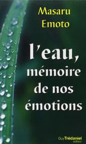 illustration de livre L'eau, mémoire de nos émotions