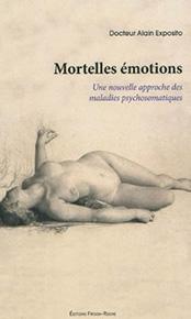 illustration de livre Mortelles émotions