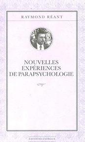 illustration de livre Nouvelles expériences de parapsychologie