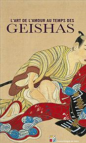 illustration de livre L'Art de l'amour au temps des geishas