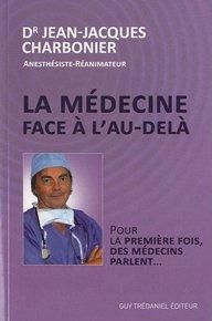 illustration de livre La médecine face à l'au-delà