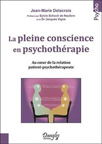 illustration de livre La pleine conscience en psychothérapie