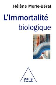 illustration de livre L'Immortalité biologique