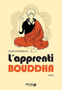 illustration de livre L'apprenti BOUDDHA