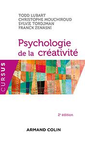 illustration de livre Psychologie de la créativité