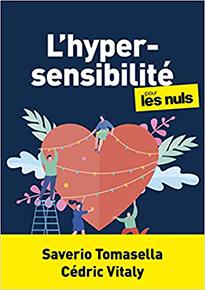 illustration de livre L'hyper-sensibilité