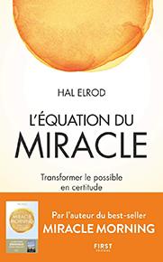 illustration de livre L'Équation du miracle