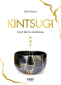 illustration de livre Kintsugi