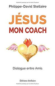 illustration de livre Jésus, mon coach
