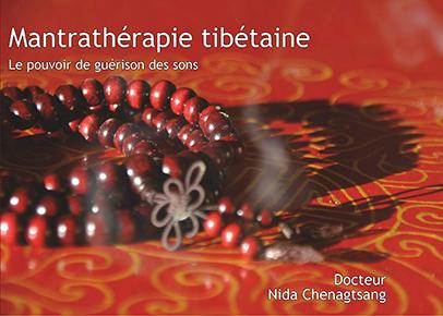 illustration de livre Mantrathérapie tibétaine