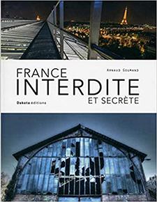 illustration de livre France interdite et secrète