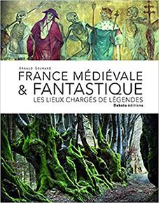 illustration de livre France médiévale et fantastique