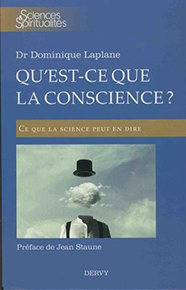 illustration de livre Qu'est-ce que la conscience ?