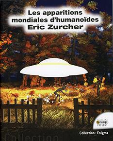illustration de livre Les apparitions mondiales d'humanoïdes