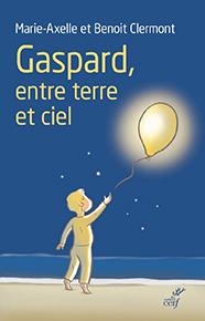 illustration de livre Gaspard, entre terre et ciel