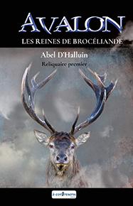 illustration de livre Avalon Reliquaire Premier - les Reines de Broceliande