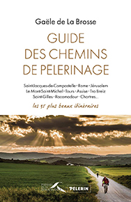illustration de livre Guide des chemins de pèlerinage