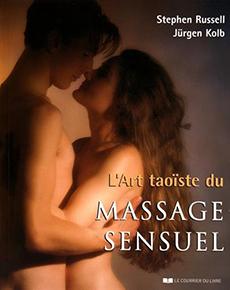 illustration de livre L'art taoïste du massage sensuel