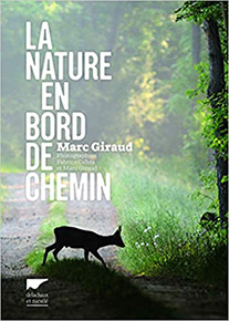 illustration de livre La nature en bord de chemin