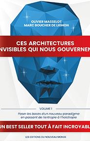 illustration de livre Ces architectures invisibles qui nous gouvernent