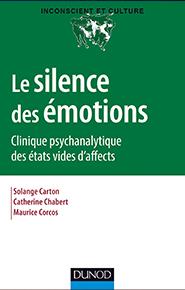 illustration de livre Le silence des émotions