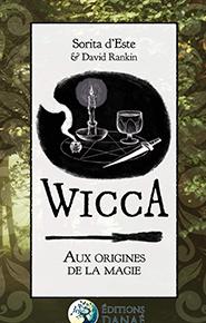 illustration de livre Wicca : aux origines de la magie