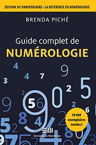 illustration de livre Guide complet de numérologie