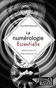 illustration de livre La numérologie Essentielle