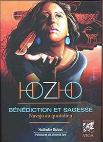 illustration de livre Hozho