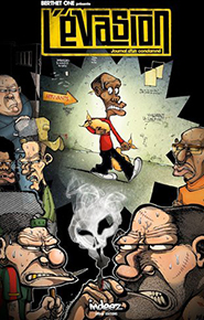 illustration de livre L'évasion