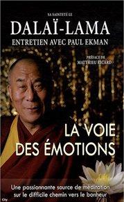 illustration de livre La voie des émotions