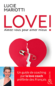 illustration de livre LOVE!