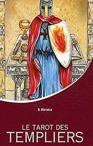 illustration de livre Le Tarot des Templiers