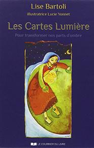 illustration de livre Les cartes de Lumière