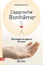 illustration de livre L'approche Bonhâme
