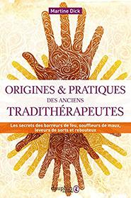 illustration de livre Origines et pratiques des anciens tradithérapeutes