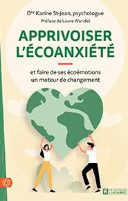 illustration de livre Apprivoiser l'écoanxiété