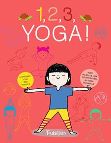 1, 2, 3, Yoga !