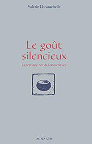 illustration de livre Le goût silencieux