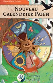 illustration de livre Nouveau calendrier païen
