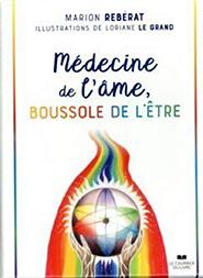 illustration de livre Médecine de l'âme, boussole de l'être