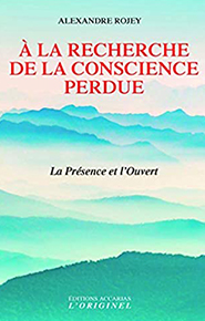 illustration de livre A la recherche de la conscience perdue