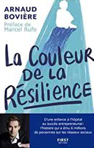 illustration de livre La couleur de la résilience