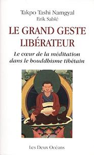 illustration de livre Le Grand Geste libérateur